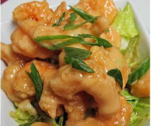 7. Bang Bang Shrimp