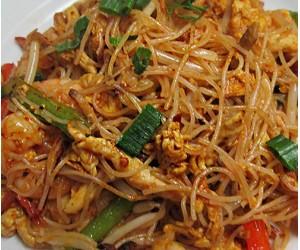 115a. Singapore Rice Noodles